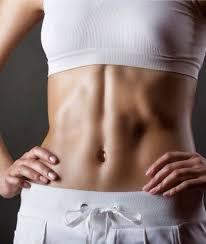 flat stomach yoga